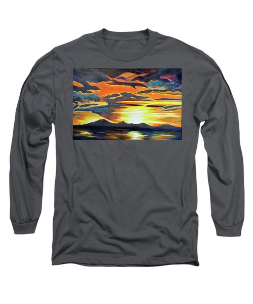 Redemption Long Sleeve T-Shirt by Dottie Branchreeves
