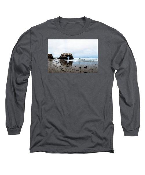 Redo Of Natural Bridges Long Sleeve T-Shirt