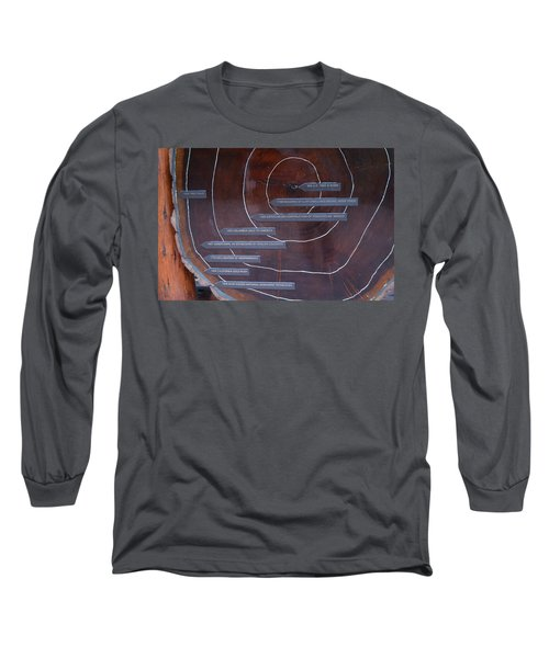 Redwood History Long Sleeve T-Shirt