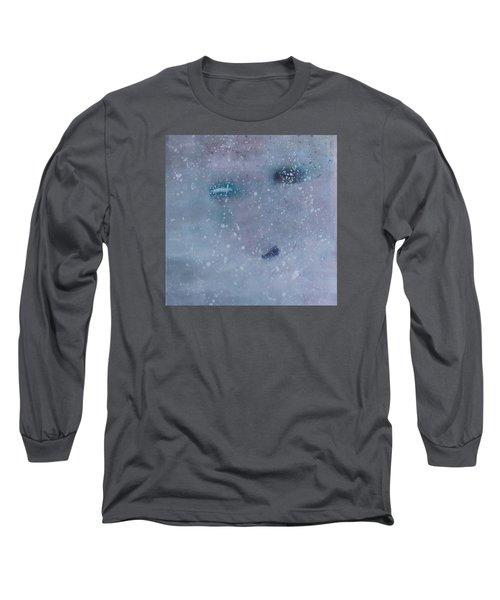 Self-examination Long Sleeve T-Shirt by Min Zou