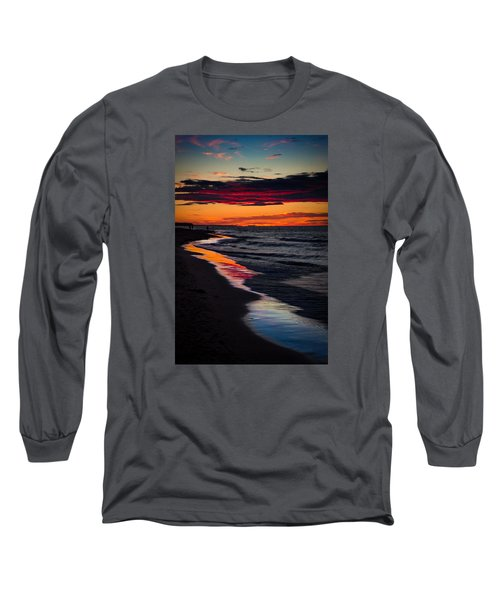 Reflect On This Long Sleeve T-Shirt by Peter Scott