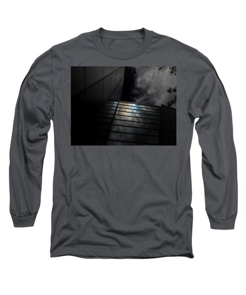 Reflected Clouds Long Sleeve T-Shirt