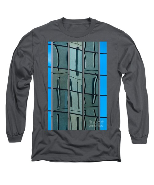 Long Sleeve T-Shirt featuring the photograph Reflecting Eagle 1 by Werner Padarin