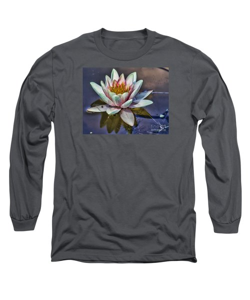Reflecting Petals Long Sleeve T-Shirt