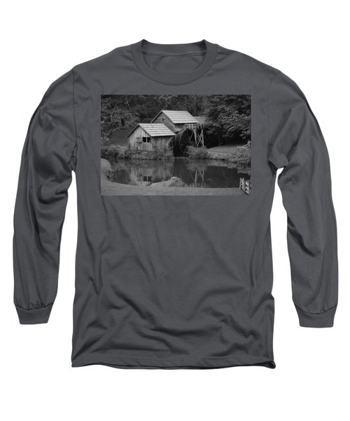 Reflecting The Mill Long Sleeve T-Shirt