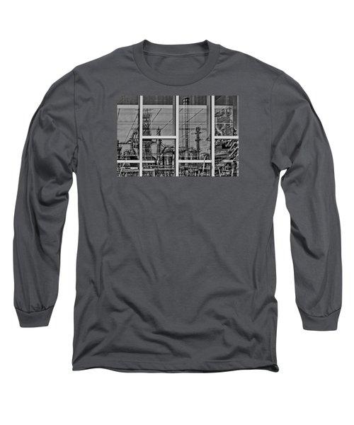 Reflection Long Sleeve T-Shirt by DJ Florek