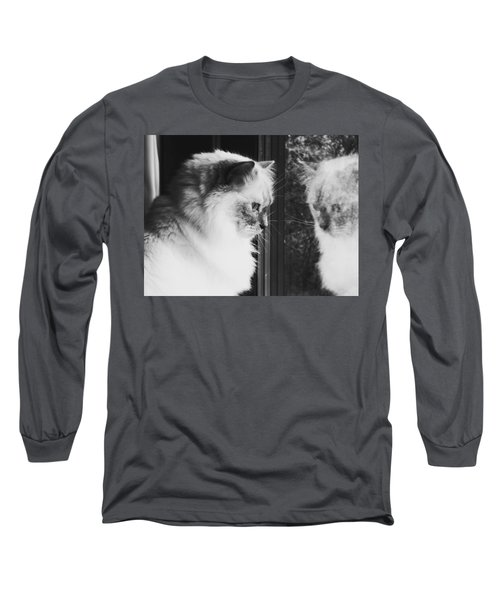 Reflection Long Sleeve T-Shirt by Karen Stahlros