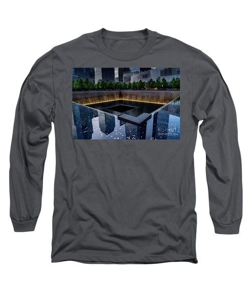 Reflection Pool Long Sleeve T-Shirt