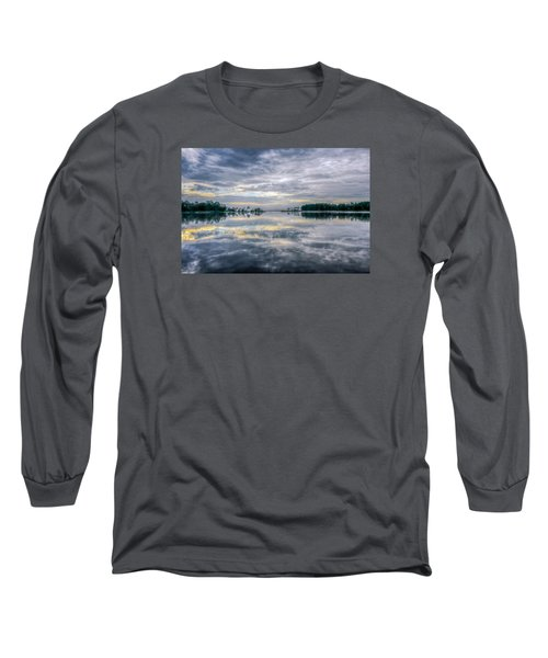 Long Sleeve T-Shirt featuring the photograph Reflection by Rob Sellers