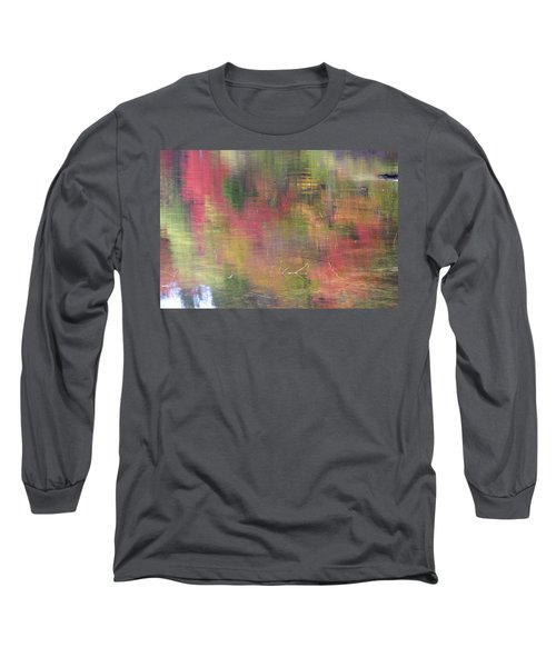 Reflections Long Sleeve T-Shirt by Catherine Alfidi