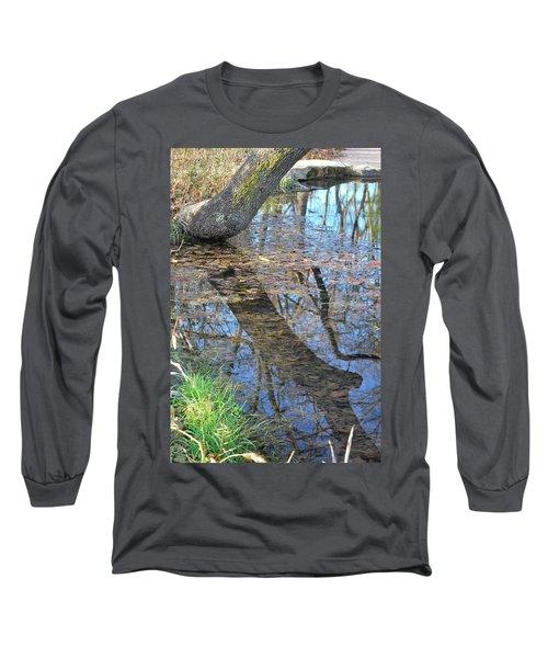 Reflections I Long Sleeve T-Shirt