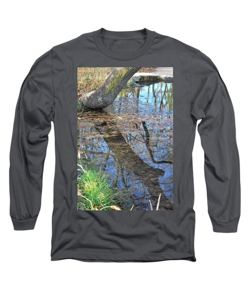 Reflections I Long Sleeve T-Shirt