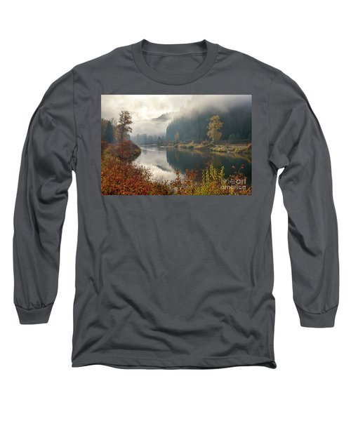 Reflections In The Joe Long Sleeve T-Shirt