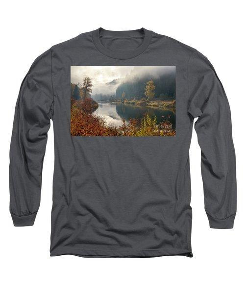 Reflections In The Joe Long Sleeve T-Shirt