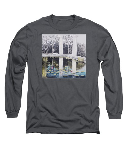 Reflections Of Days Of Future Past Long Sleeve T-Shirt