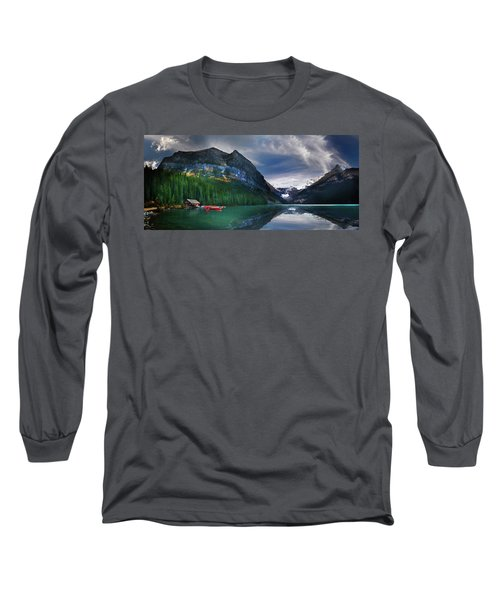 Reflections Of Long Sleeve T-Shirt