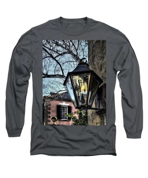 Reflections Of My Life Long Sleeve T-Shirt by Jim Hill