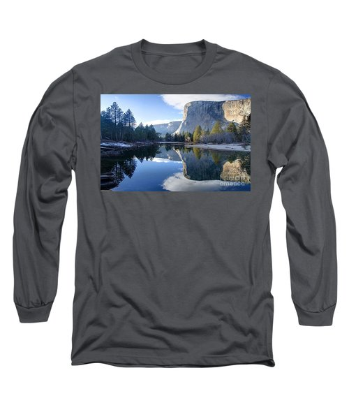 Reflections Long Sleeve T-Shirt by Rod Jellison