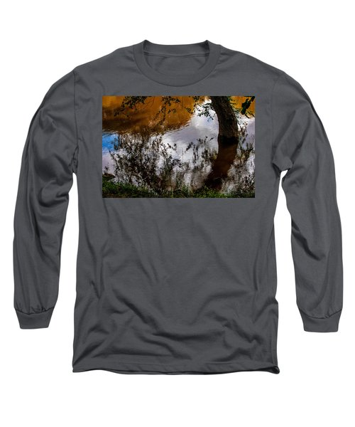 Refraction And Reflection Long Sleeve T-Shirt