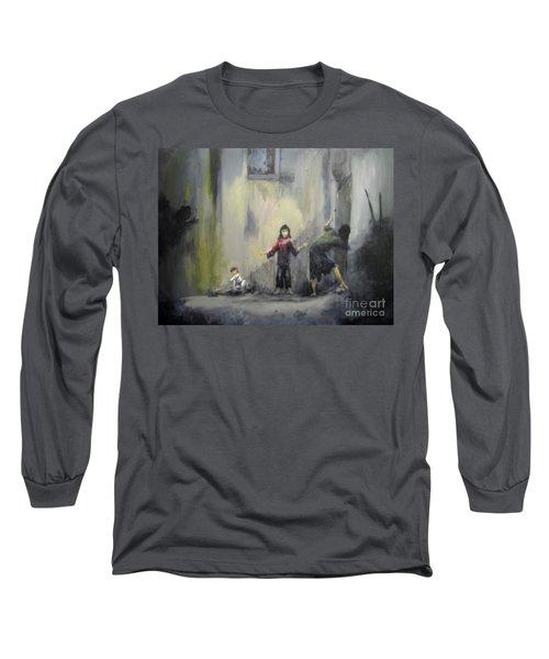Refugees Long Sleeve T-Shirt