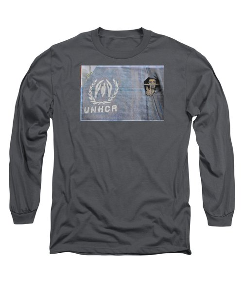 Refugees Syria Long Sleeve T-Shirt
