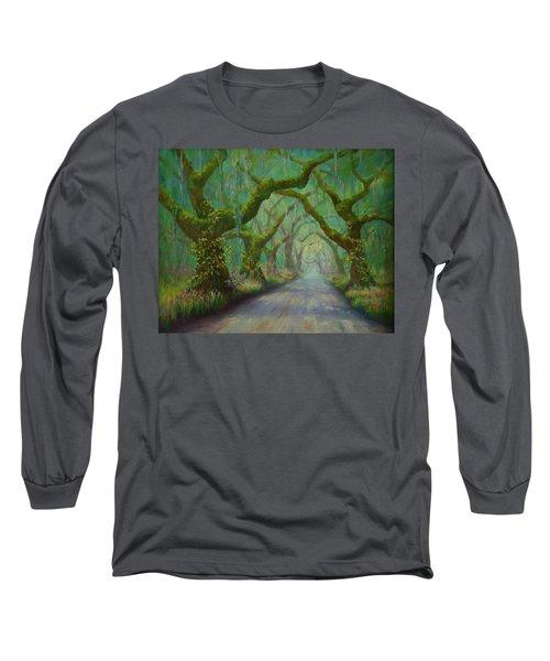 Regalia Long Sleeve T-Shirt by Dorothy Allston Rogers