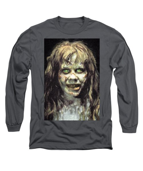 Regan Macneil Long Sleeve T-Shirt
