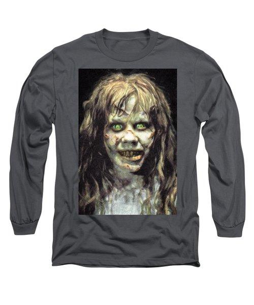 Regan Macneil Long Sleeve T-Shirt