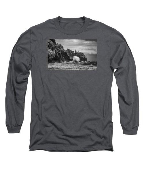 Relentless Assault Long Sleeve T-Shirt by James Heckt