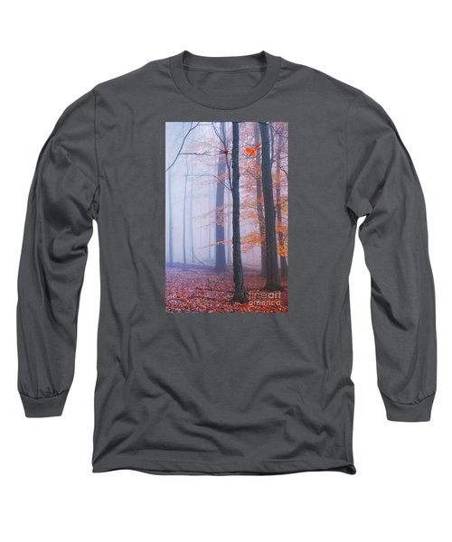 Remaining Yellow 2 Long Sleeve T-Shirt by Rima Biswas