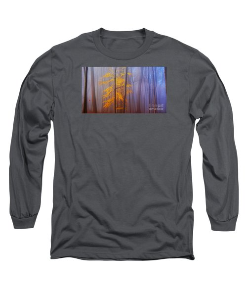 Remaining Yellow Long Sleeve T-Shirt by Rima Biswas