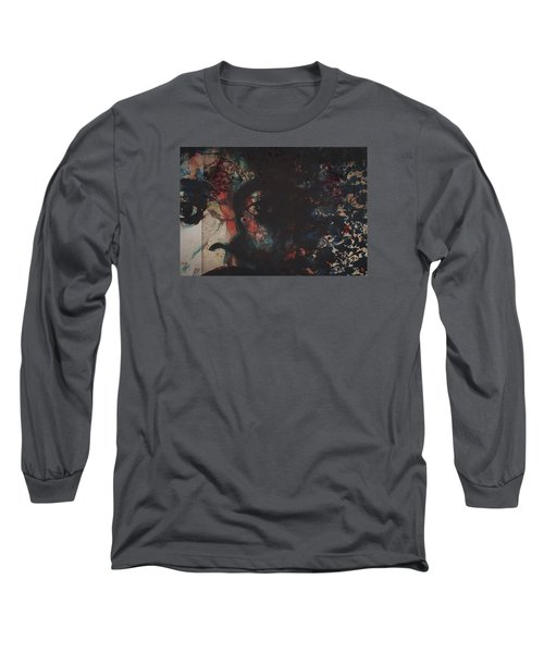Remember Me Long Sleeve T-Shirt by Paul Lovering