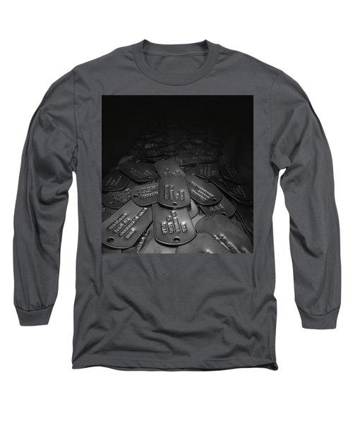 Remember The Fallen Long Sleeve T-Shirt