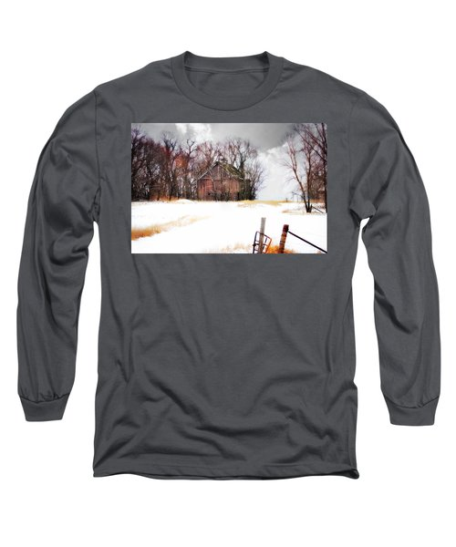 Remember When Long Sleeve T-Shirt by Julie Hamilton