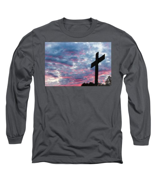 Long Sleeve T-Shirt featuring the photograph Reminded by Robin Coaker