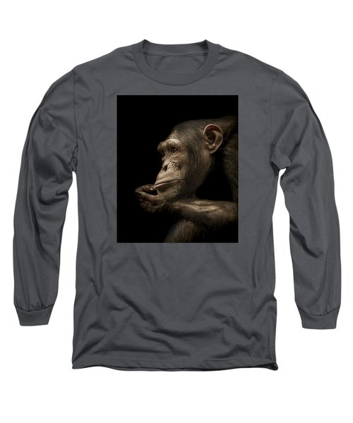 Reminisce Long Sleeve T-Shirt by Paul Neville