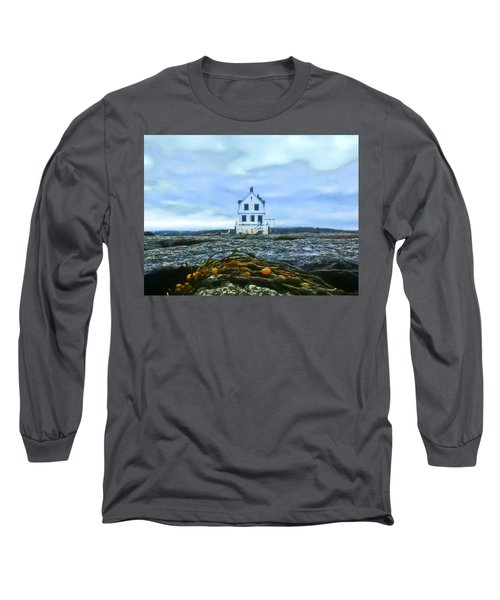 Remnants On The Rocks Long Sleeve T-Shirt