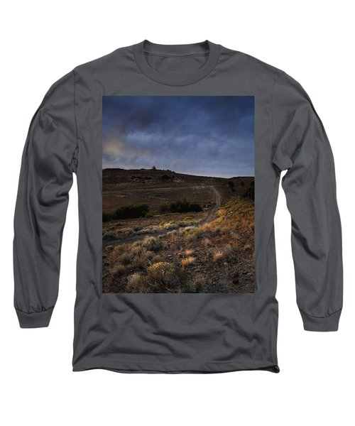 Reno Sunset Long Sleeve T-Shirt
