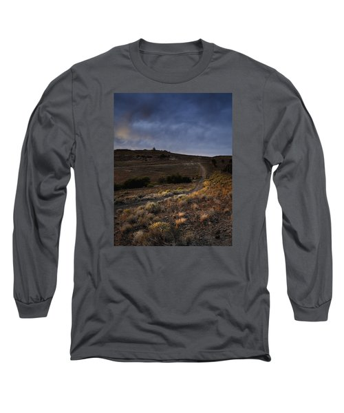 Reno Sunset Long Sleeve T-Shirt