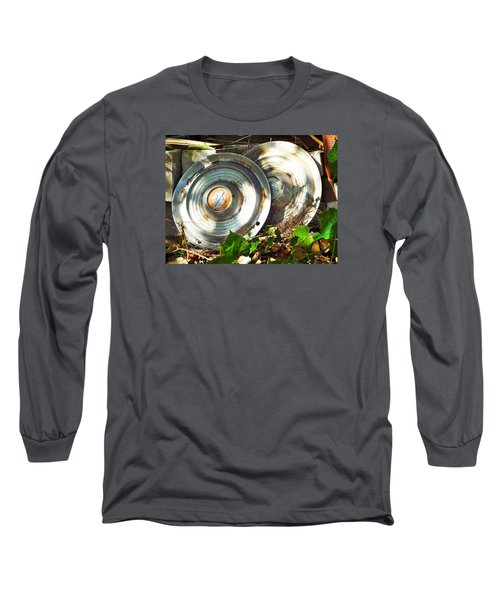 Replaced With Spinners Long Sleeve T-Shirt