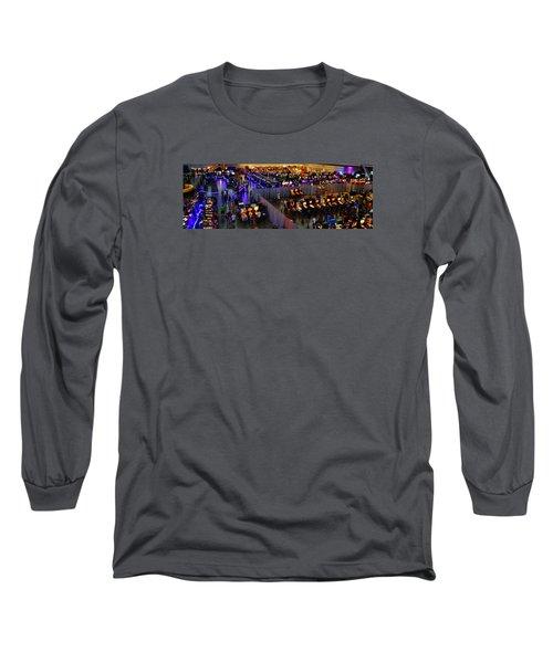Replay Fx #7 Long Sleeve T-Shirt by William Bartholomew
