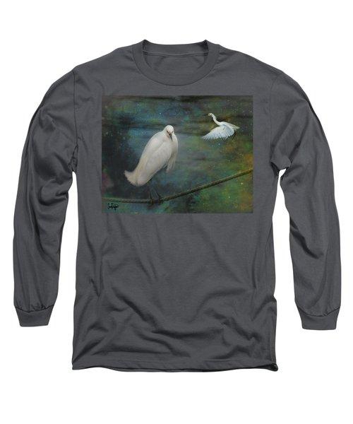 Resonant Long Sleeve T-Shirt