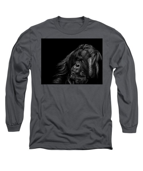 Respect Long Sleeve T-Shirt by Paul Neville