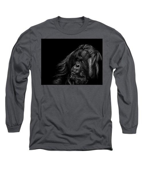 Respect Long Sleeve T-Shirt by Paul Neville