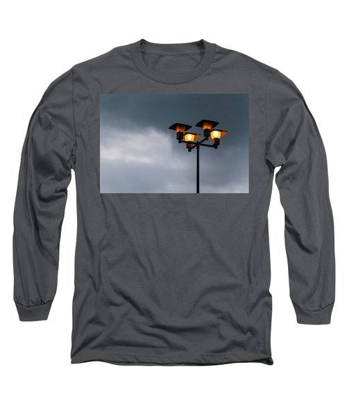 Responding To Light 2 - Long Sleeve T-Shirt