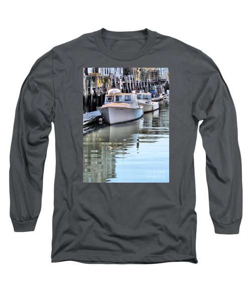 Rest Time Long Sleeve T-Shirt by Elizabeth Dow