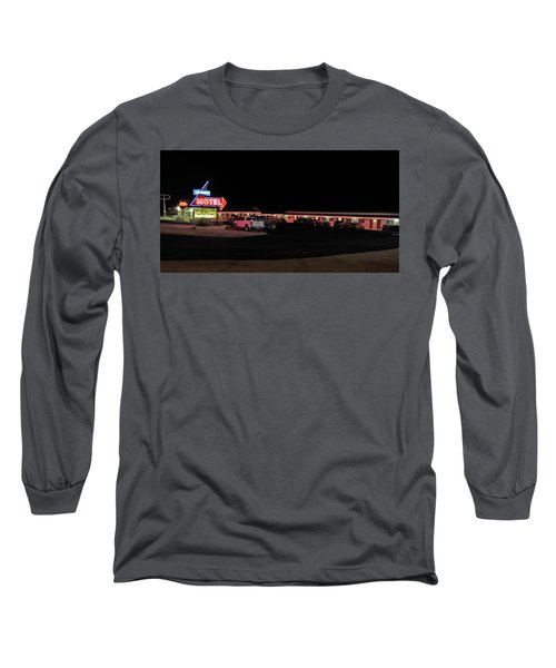 Resting In The Past Long Sleeve T-Shirt by Gary Kaylor