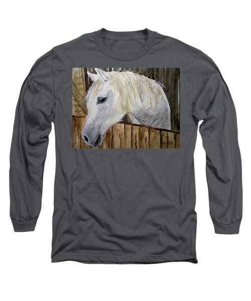 Resting In The Stall Long Sleeve T-Shirt