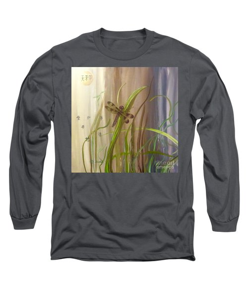 Restoration Of The Balance In Nature Long Sleeve T-Shirt