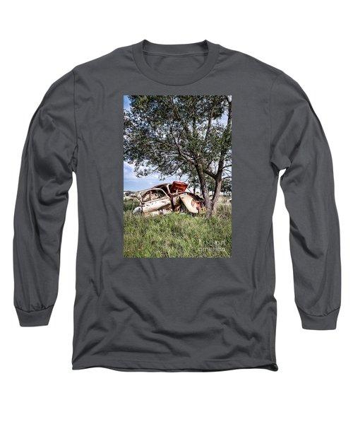 Retired Bug Long Sleeve T-Shirt